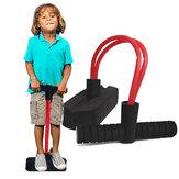 Children Foam Pogo Jumper Frog Sound Bouncing Shoes Toys for Children