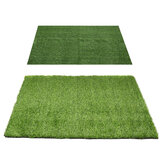 Artificial Synthetic Lawn Turf Plastic Green Plant Grass Garden Decor