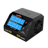 ULTRA POWER UP6 + AC 2x150W تيار منتظم 2x300W 2x16A Dual Channel البطارية Balance شاحن Discharger