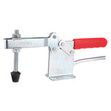 GH-220-WLH Quick Release Toggle Clamp 400kg Holding Horizontal Type for Woodworking Welding