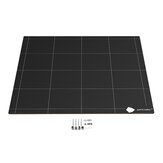 Anycubic® Chiron 430x410mm Heatbed Ultrabase Hotbed Platform Piatto Kit Easy Remove Square per stampante 3D