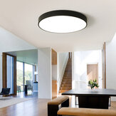 18W/30W/36W LED Ceiling Light Ultra Thin Flush Mount Kitchen Round Home Fixture