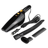 120W 12V Corded Handheld Car Vacuum Cleaner Wet Dry Duster Vehicle Cleaning Tool