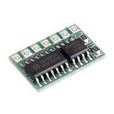 R411B01 3.3V Auto RS485 to TTL RS232 Transceiver Converter SP3485 Module for ESP8266 Raspberry pi Breadboard Banana pi