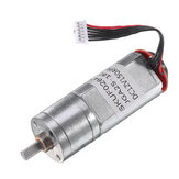 20GA180 DC 12V 150rpm Gear Reduction Motor with Encoder Speed Dial Reducer Motor
