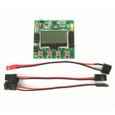KK2.1.5 LCD Flight Control Board V1.17S1PRO 6050MPU 644PA per RC Airplane FPV Racing Drone