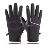 Men Women Winter Thermal Outdoor Sports Motorcycle Windproof Touch Screen Gloves