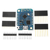 3pcs D1 Mini V3.0.0 WIFI Internet of Things Board Based ESP8266 4MB Geekcreit for Arduino - المنتجات التي تعمل مع لوحات Arduino الرسمية