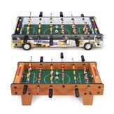 Juegosdefútboldemesade 6 barras Juego de 2 juguetes deportivos para mini jugadores