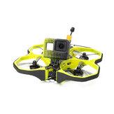 iFlight Protek35 Analog 3.5 Inch 4S Cinewhoop Yellow FPV Racing Drone PNP/BNF RunCam Nano2 Cam Succex Micro Force 5.8G 300mW VTX 2203.5 3600KV Motor Beast AIO F7 45A FC ESC