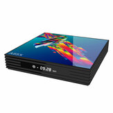 A95X R3 RK3318 4 Go de RAM 64 Go de ROM 5G WIFI bluetooth 4.0 Android 9.0 4K H.265 VP9 TV Box