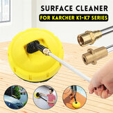Rotary Surface Pressure Washer Deck Wall Patio Cleaner Surface Cleaning Machine Floor Brushing For Karcher K1-K7