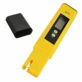 Draagbare Digitale PH Meter Tester Aquarium Zwembad Water Wijn Urine LCD Pen Monitor