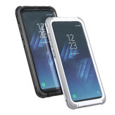 2 In 1 wasserdichtes schneesicheres staubdichtes Shockproof PC PET TPU Fall für Samsung Galaxy S8 Plus 6.2 ''