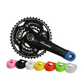 ROCKBROS Bike Crank Protector Crankset Fixed Gear Bicycle Crank Set Protective Cover Case