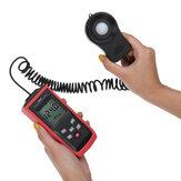 TA8133 Handheld Digital Luxmeter illuminance Photometer Light Meter 200000Lux Lux / FC illuminometer