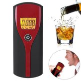 Pro Digital Breath Alcohol Tester LCD Backlight Display Breathalyzer Easy Use Alcohol Meter Analyzer