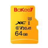 Bakeey BK-TF1 Memory TF Flash Карта 16GB 64GB 128GB U3 A1 V30 Карта Micro SDHC SDXC Карта с адаптером для карты Смартфон Планшетный коммутатор Динамик Дрон Автомобиль Вид