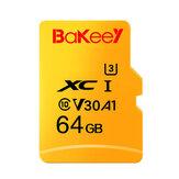 Bakeey BK-TF1 Speicher TF Flash Karte 16GB 64GB 128 GB U3 A1 V30 Micro SDHC Karte SDXC Karte mit Kartenadapter für Smartphone Tablet Switch Lautsprecher Drohne Auto DVR GPS Kamera