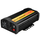 UNNC-7 10000W Peak Solar Power Inverter DC 12V Til AC 110V Modificeret Sinus Wave Controller Inverter