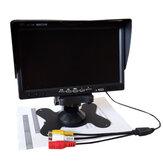 800x480 farbenreich 7 Zoll TFT LCD FPV Monitor für 5.8 Ghz Empfänger Auto Display FPV Racing Drone