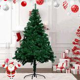 Base de soporte de PVC para árbol de Navidad para decoración de fiesta en casa de Navidad Árbol verde de Navidad artificial