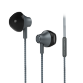 KIVEE MT06 3.5mm Wired Control In-Ear Koptelefoon HiFi Sound Oortelefoon met Microfoon voor iphone PC Computer