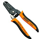 JAKEMY JM-CT4-12 Wire Cutter Stripper Heavy Duty 7.0 Inch AWG Metric Scale