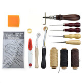 Leather Craft Package Handmade Leather Goods Sewing Set