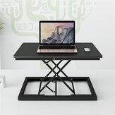 حامل كمبيوتر محمول قابل للطي للطاولة ، حامل للكمبيوتر المحمول ، رف محمول للمكتب