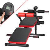 قابل للتعديل للطي الجلوس مقعد عضلات البطن ممارسة آلة الدمبل البراز كمال الاجسام المدرب سليمالجسم المعدات