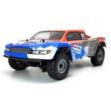 RGT 136163 1/16 2.4G 2WD High Speed Водонепроницаемы RC Авто Внедорожные модели для пустынных внедорожников Грузовые автомобили
