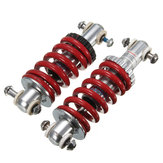 BIKIGHT 650/750LBS/IN Mountain Bike Bicycle Rear Suspension Bumper Spring for Shock Absorber