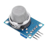 5pcs MQ-4 Methane Natural Gas Sensor Module Shield Liquefied Electronic Detector Module