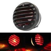 Lampu Plat Rem Sepeda Motor Tail Merah Untuk Bobber Chopper Rat