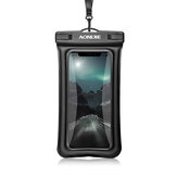 AONIJIE E4104 Touch Screen Waterproof Phone Bag 30m Underwater for iphone Huawei Samsung
