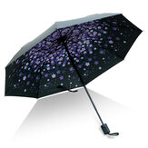 Creative UV Protection Umbrella Tri-Fold Sun Protection Umbrella