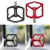 ROCKBROS K2003 1 Çift Bisiklet Pedalları CNC Alüminyum Alaşım Mühürlü Rulman kaymaz Bisiklet Pedalları Colorful MTB Ayak Pedalları Bisiklet Aksesuarları