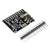 Modulo vocale PLL PHAT con convertitore digitale / analogico DAC PCM5102 PCM5102A a 24 bit