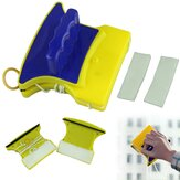 Magnetic Window Wizard Double Side Glass Wiper Cleaner Pulizia delle superfici utile Spazzole