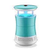 3W LED Elektryczna lampa zabójcza na komary Fly Bug Odstraszacz owadów Lampka nocna Zapper do domu