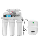 5 Stage Undersink Home Drinking Reverse Osmosis RO Water Filter System + Faucet