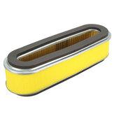 Filtro de aire y esponja oval para Honda HR214 HR194 HR195 HRA214 GV150 153X45mm