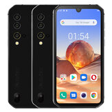 Blackview BV9900E Global Bantlar IP68 / IP69K 5.84 inç FHD + NFC Android 10 4380mAh 48MP Quad Arka Kamera 6GB 128GB Helio P90 4G Akıllı Telefon