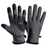Winter Cycling Skiing Outdoor Gloves Touch Screen Waterproof Sport Anti-slip Warm Gloves