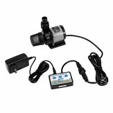 Jebao 2000L/H 20W Small Submersible Eco Aquarium Fish Tank Water Pump Remote Adjustable