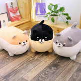 40/50CM Cute Fat Shiba Inu Corgi Doll Pillow Dog Plush Stuffed Kawaii
