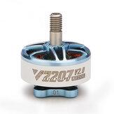 T-Motor Velox V2207 V2 2207 1750KV 1950KV 5-6S / 2550KV 4S Moteur sans balais pour Drone RC Freestyle FPV Racing