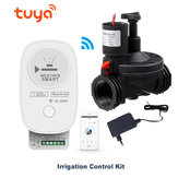 Bakeey Tuya WiFi Remote APP Control Intelligent Irrigation Controller Automatic Irrigation Timear Water Value Controller 1-way Electronic Valve For Smart Home