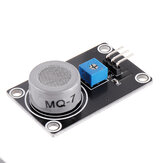 3pcs MQ-7 Carbon Monoxide CO Gas Sensor Module Analog and Digital Output RobotDyn for Arduino - products that work with official for Arduino boards